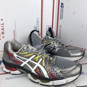 Asics Mens Gel Numbus 13 Shoes T142N Size 9.5